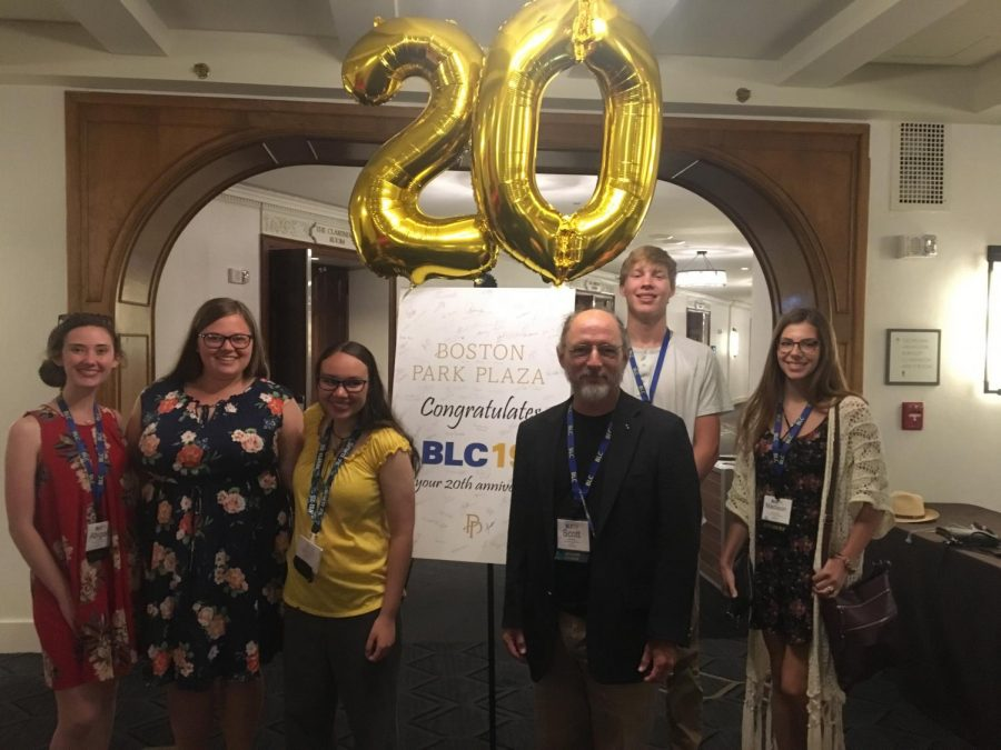 JMHS Student Leaders Attend a Boston Education Convention