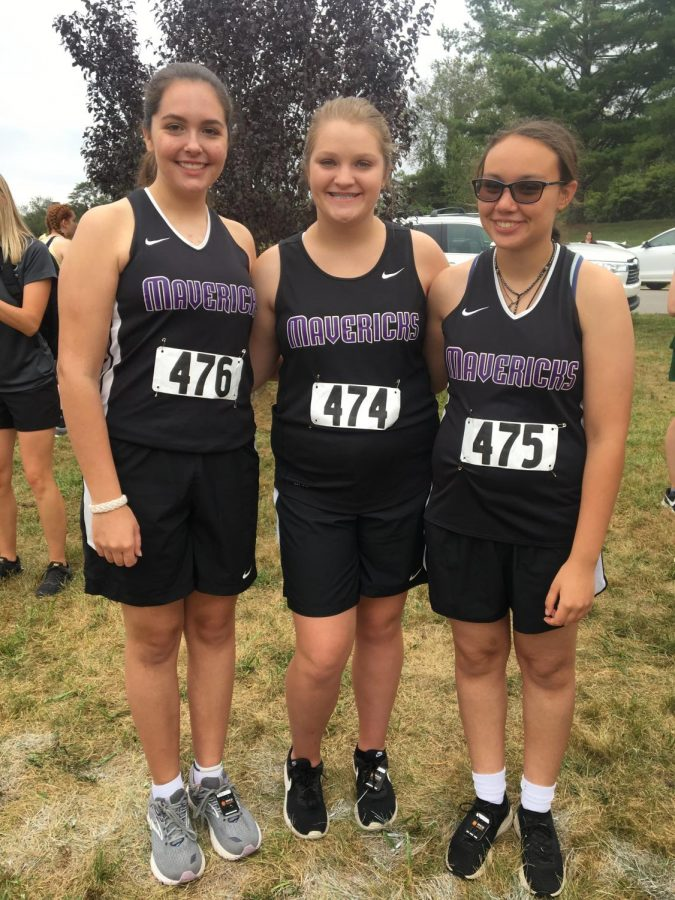 First Meet of the Season for Cross Country