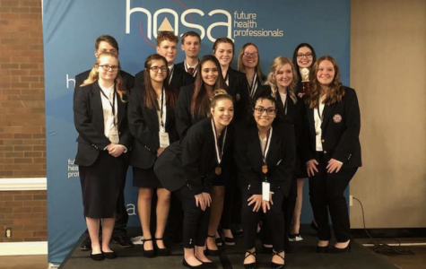 HOSA 2020 Competition